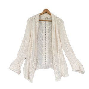 MOTH Cable Knit Cardigan